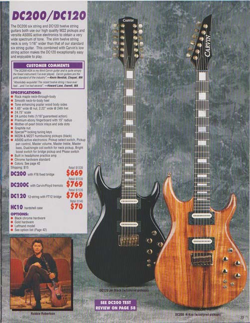 Complete ORIGINAL 63 Page 8 X 11 Color Catalog Shows And Describes The Line Of Guitars Basses Amplifiers Accessories Offered By